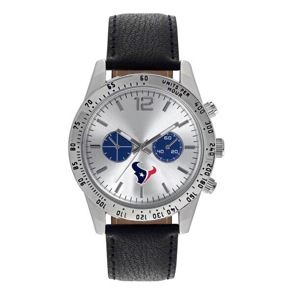 Houston Texans NFL Letterman Men's Watch