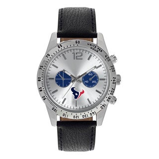 Houston Texans NFL Letterman Men's Watch