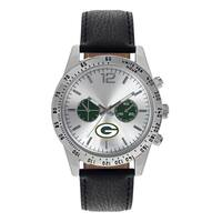 Green Bay Packers NFL Letterman Men's Watch