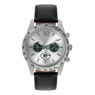 Green Bay Packers NFL Letterman Men's Watch