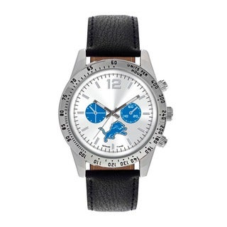 Detroit Lions NFL Letterman Men's Watch