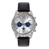 Dallas Cowboys NFL Letterman Men's Watch