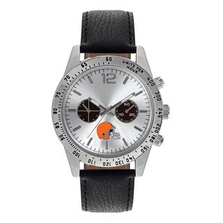 Cleveland Browns NFL Letterman Men's Watch