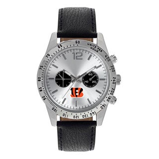 Cincinnati Bengals NFL Letterman Men's Watch