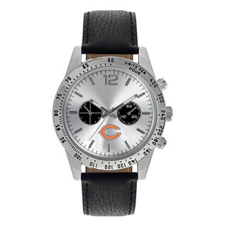 Chicago Bears NFL Letterman Men's Watch