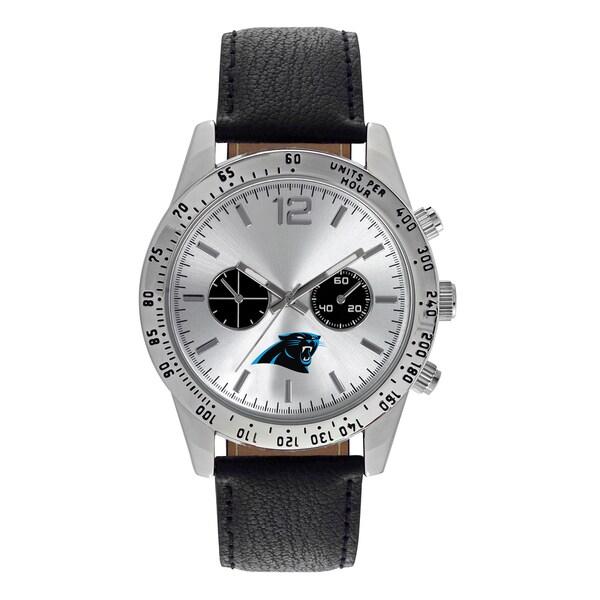 Carolina Panthers NFL Letterman Men's Watch