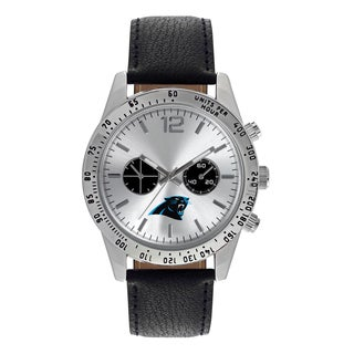 Carolina Panthers NFL Letterman Men's Watch