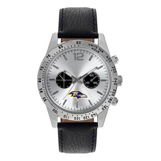 Baltimore Ravens NFL Letterman Men's Watch