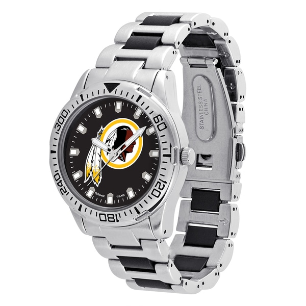 Washington Redskins NFL Heavy Hitter Men's Watch