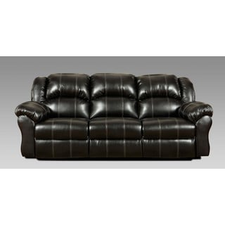 Chelsea Bonded Leather Reclining Sofa