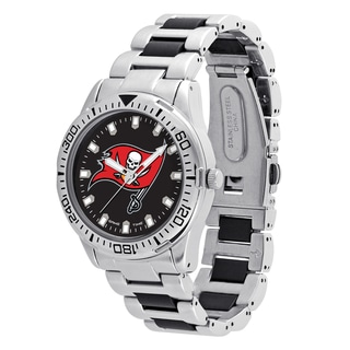 Tampa Bay Buccaneers NFL Heavy Hitter Men's Watch