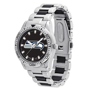 Seattle Seahawks NFL Heavy Hitter Men's Watch