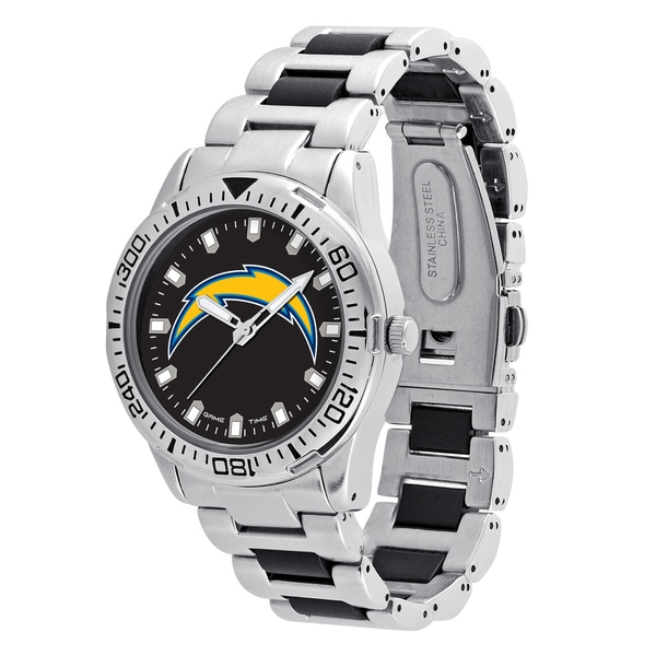 San Diego Chargers Fan Club: Shop San Diego Chargers NFL Heavy Hitter Men's Watch