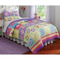 My World Sweet Helena 3-piece Quilt Set