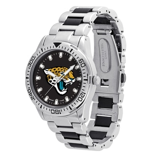 Jacksonville Jaguars NFL Heavy Hitter Men's Watch