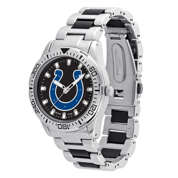 Indianapolis Colts NFL Heavy Hitter Men's Watch