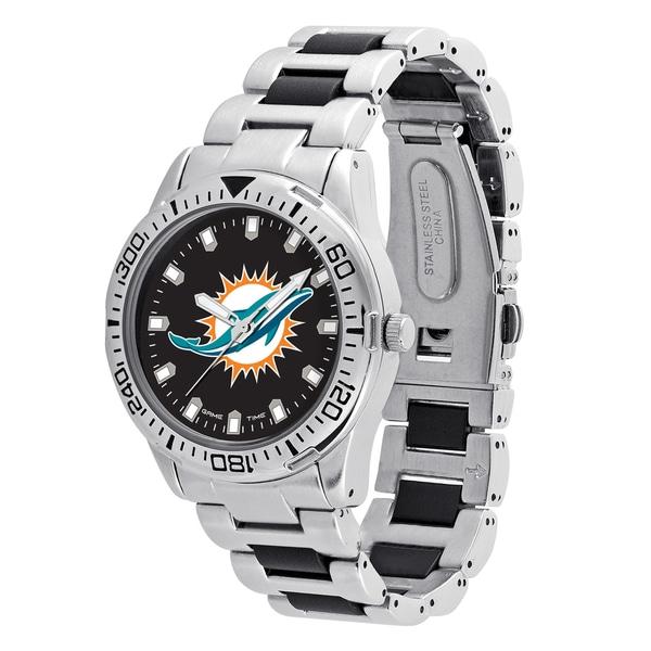 Miami Dolphins NFL Heavy Hitter Men's Watch