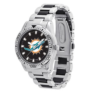 Miami Dolphins NFL Heavy Hitter Men's Watch