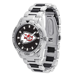 Kansas City Chiefs NFL Heavy Hitter Men's Watch