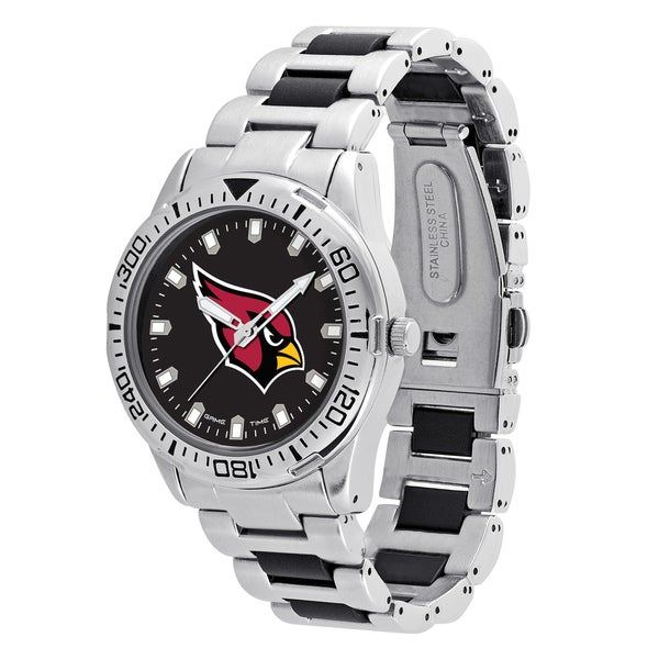 Arizona Cardinals NFL Heavy Hitter Men's Watch