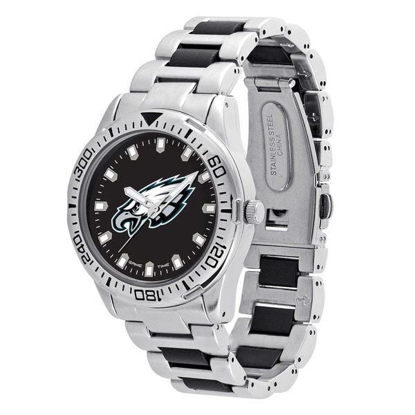 Philadelphia Eagles NFL Heavy Hitter Men's Watch