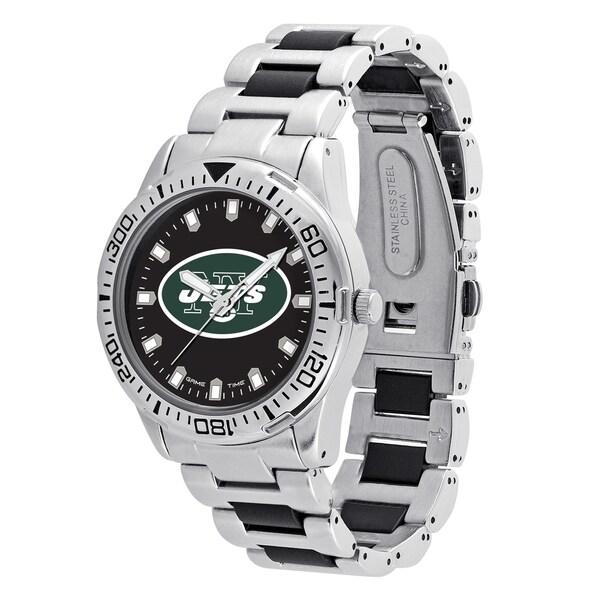 New York Jets NFL Heavy Hitter Men's Watch
