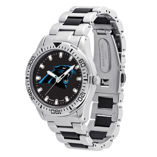 Carolina Panthers NFL Heavy Hitter Men's Watch