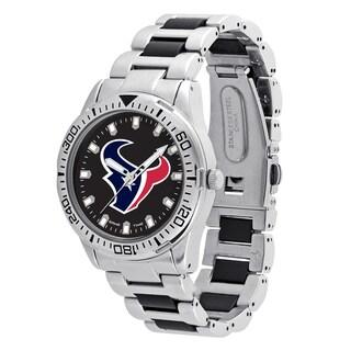 Houston Texans NFL Heavy Hitter Men's Watch