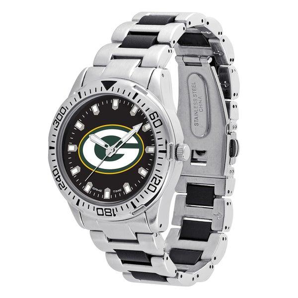 Green Bay Packers NFL Heavy Hitter Men's Watch