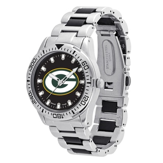 Green Bay Packers NFL Heavy Hitter Men's Watch