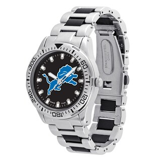 Detroit Lions NFL Heavy Hitter Men's Watch