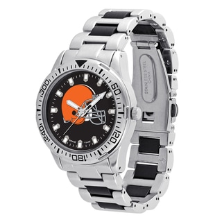 Cleveland Browns NFL Heavy Hitter Men's Watch