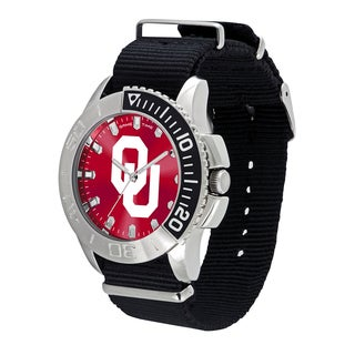 Oklahoma Sooners NCAA Starter Men's Watch