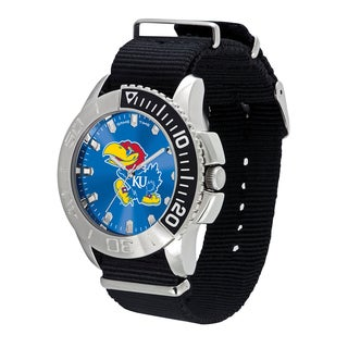 Kansas Jayhawks NCAA Starter Men's Watch
