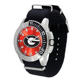 Georgia Bulldogs NCAA Starter Men's Watch