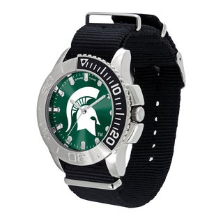 Michigan State Spartans NCAA Starter Men's Watch