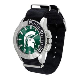 Michigan State Spartans NCAA Starter Men's Watch