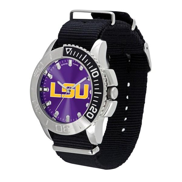 LSU Tigers NCAA Starter Men's Watch