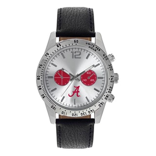 Alabama Crimson Tide NCAA Letterman Men's Watch