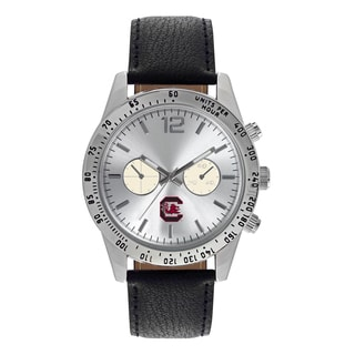 South Carolina Gamecocks NCAA Letterman Men's Watch