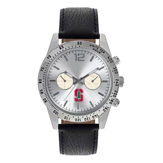 Stanford Cardinals NCAA Letterman Men's Watch|https://ak1.ostkcdn.com/images/products/12137503/P18994017.jpg?impolicy=medium