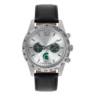 Michigan State Spartans NCAA Letterman Men's Watch