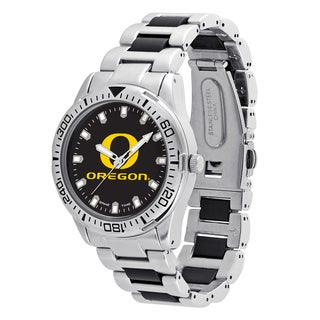 Oregon Ducks NCAA Heavy Hitter Men's Watch