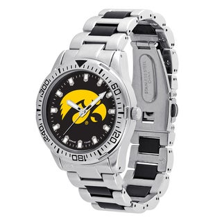 Iowa Hawkeyes NCAA Heavy Hitter Men's Watch