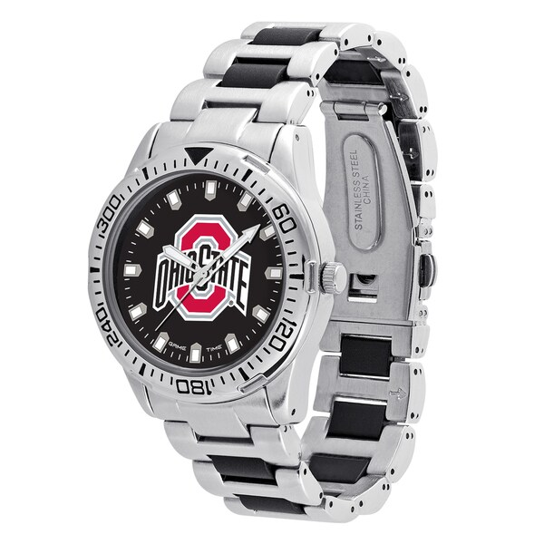 Ohio State Buckeyes NCAA Heavy Hitter Men's Watch
