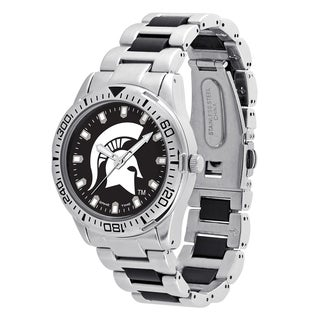 Michigan State Spartans NCAA Heavy Hitter Men's Watch