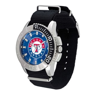 Texas Rangers MLB Starter Men's Watch
