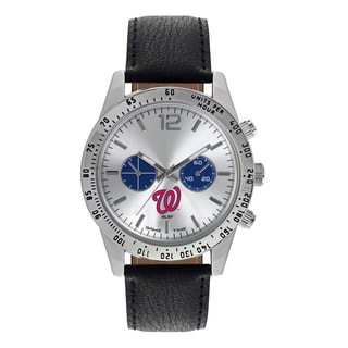 Washington Nationals MLB Letterman Men's Watch