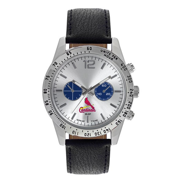 St Louis Cardinals MLB Letterman Men's Watch