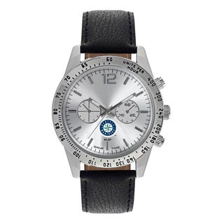Seattle Mariners MLB Letterman Men's Watch